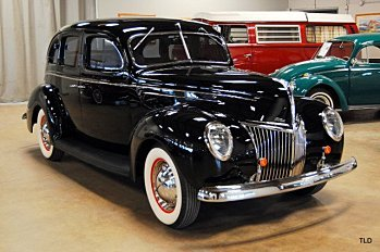 1939 Ford Deluxe for sale 100844527
