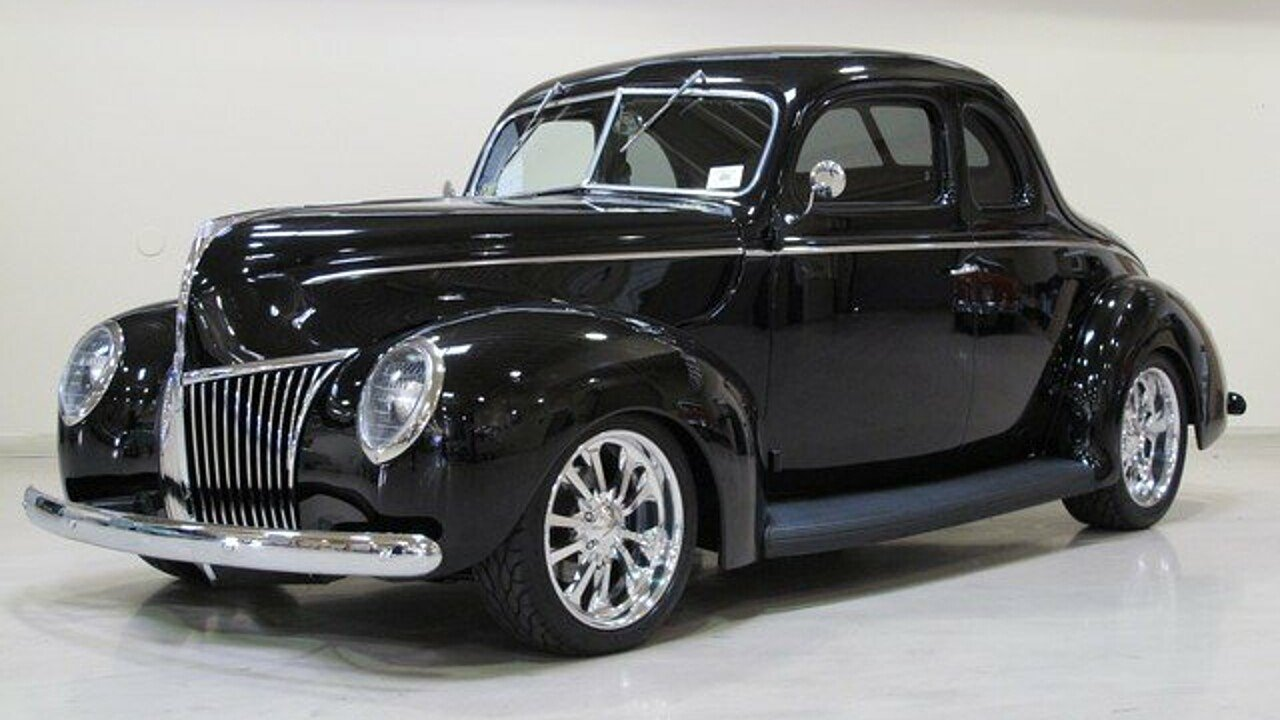 1939 Ford Deluxe for sale 100721177