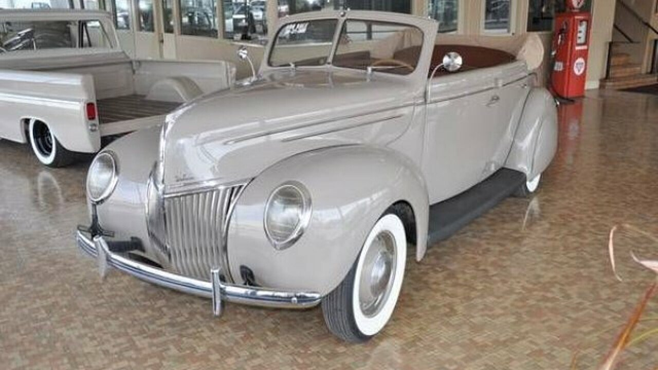 1939 Ford Deluxe for sale 100823091