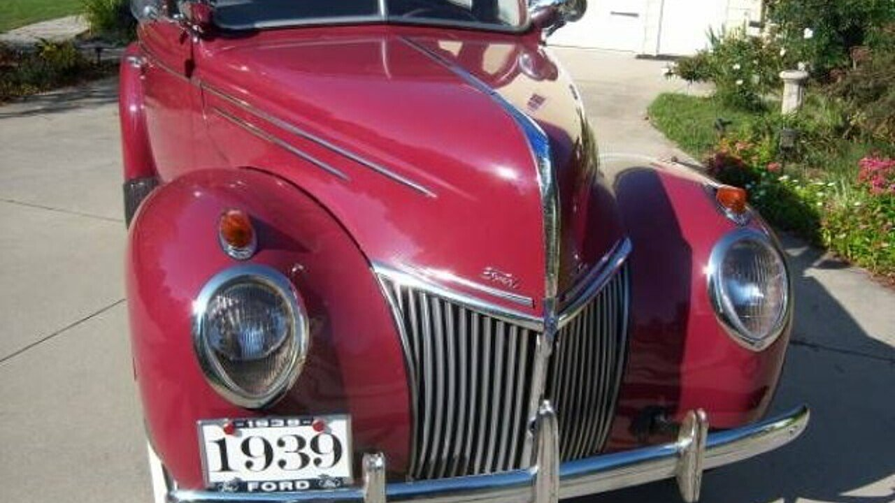 1939 Ford Deluxe for sale 100971418