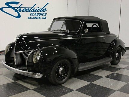 1939 Ford Deluxe for sale 100019537