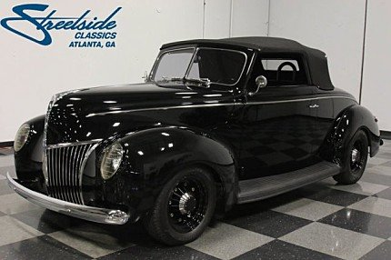 1939 Ford Deluxe for sale 100970142