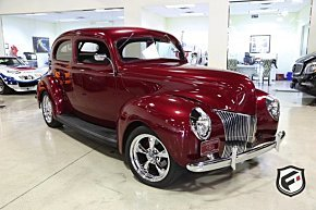 1939 Ford Deluxe for sale 101049035