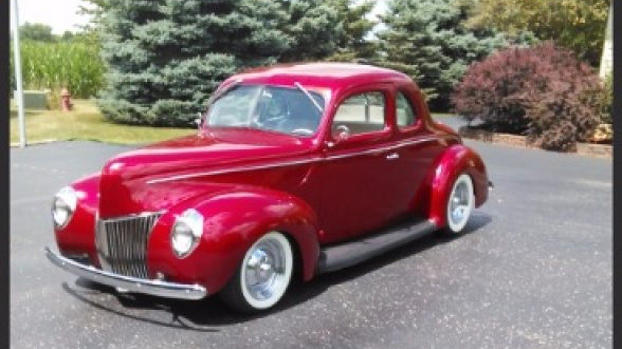 1939 Ford Other Ford Models for sale 100904253