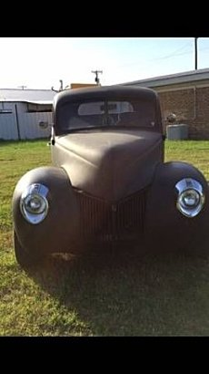 1939 Ford Other Ford Models for sale 100994582