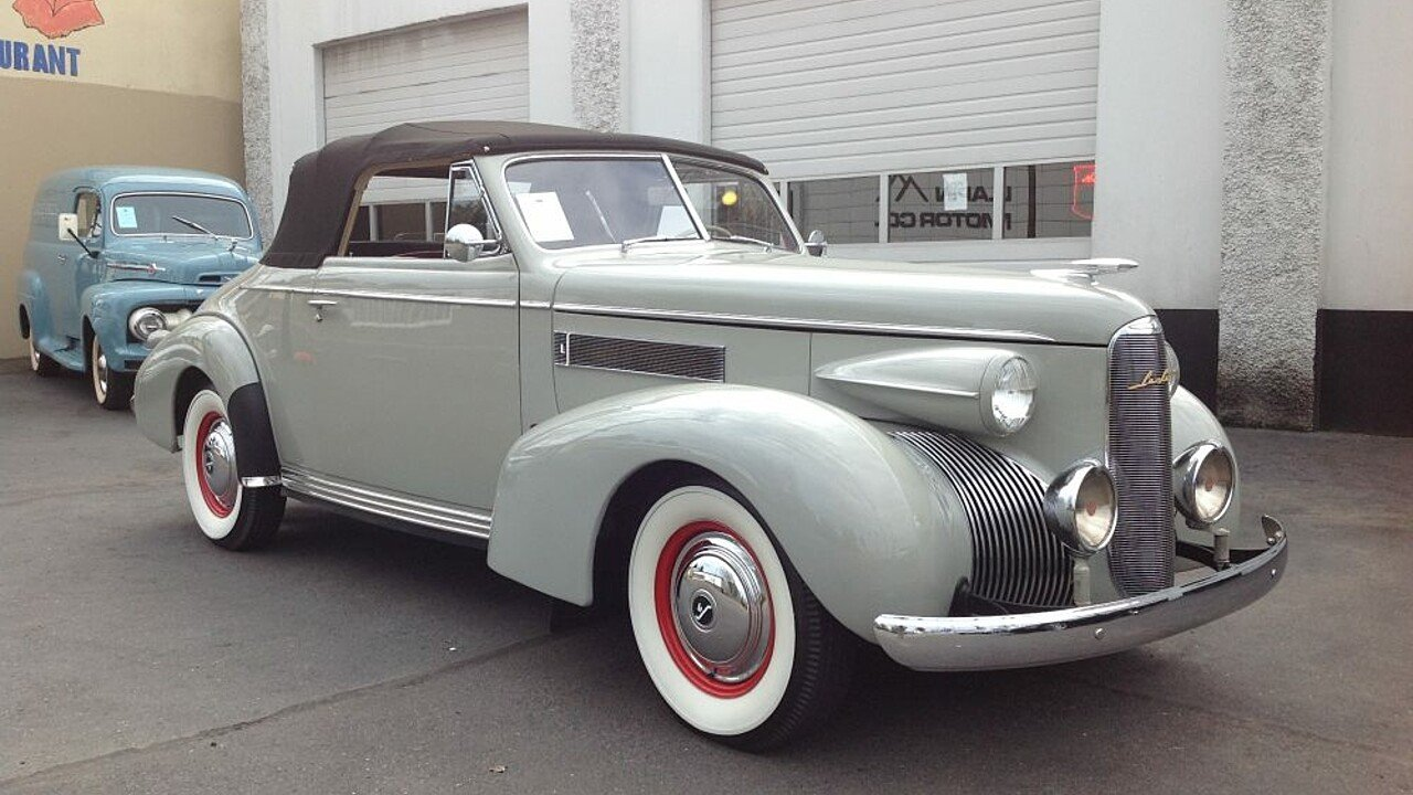 1939 LaSalle Other LaSalle Models for sale 100944788