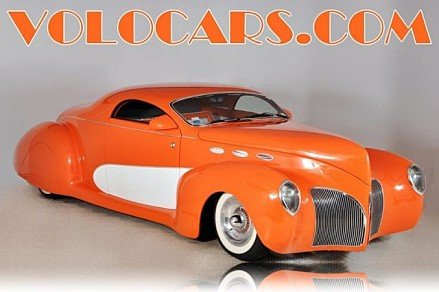1939 Lincoln Zephyr for sale 100841924