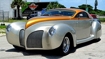 1939 Lincoln Zephyr for sale 100892792
