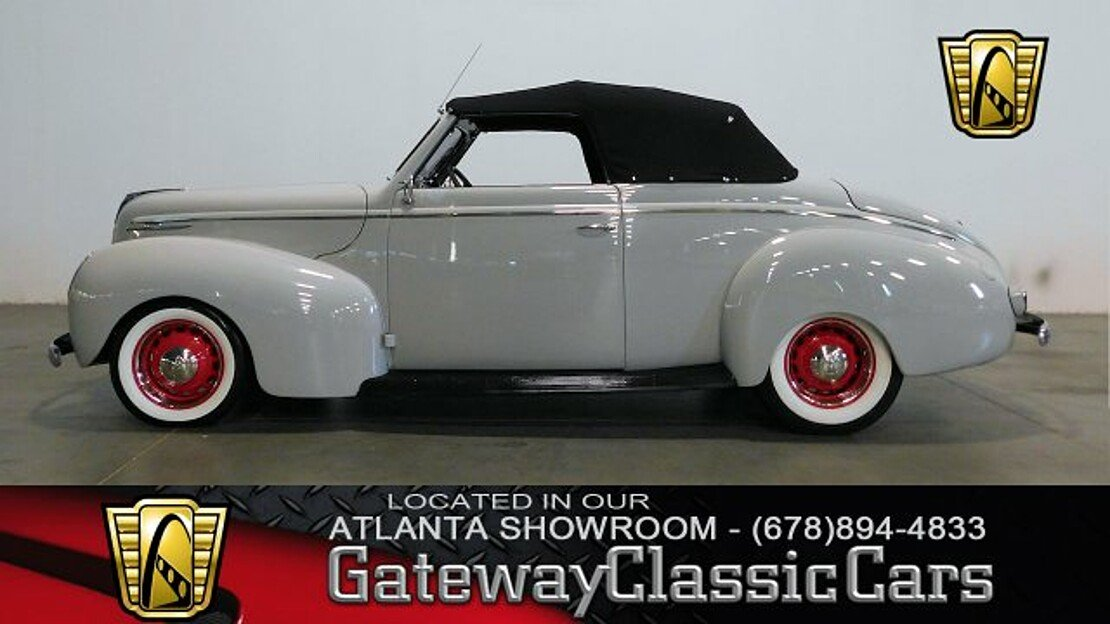 1939 Mercury Other Mercury Models for sale 100966340