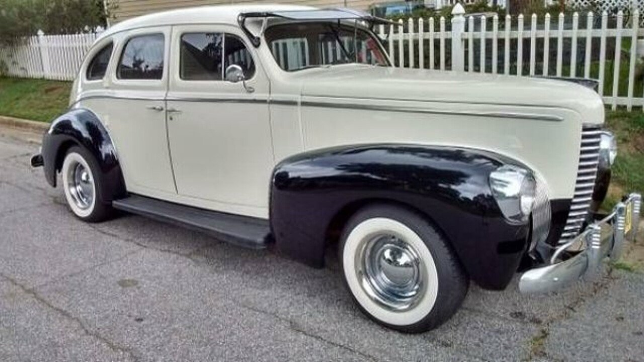 1939 Nash Lafayette for sale 100878966