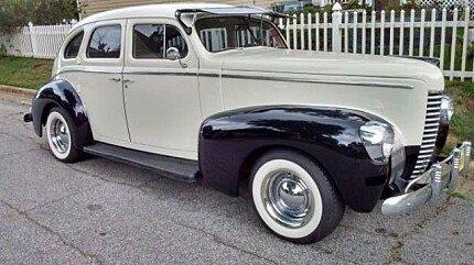 1939 Nash Lafayette for sale 100965806