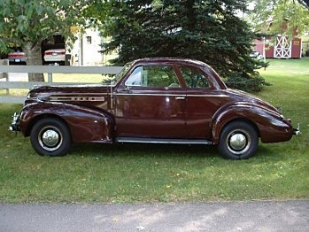 1939 Oldsmobile Series 60 for sale 100822810
