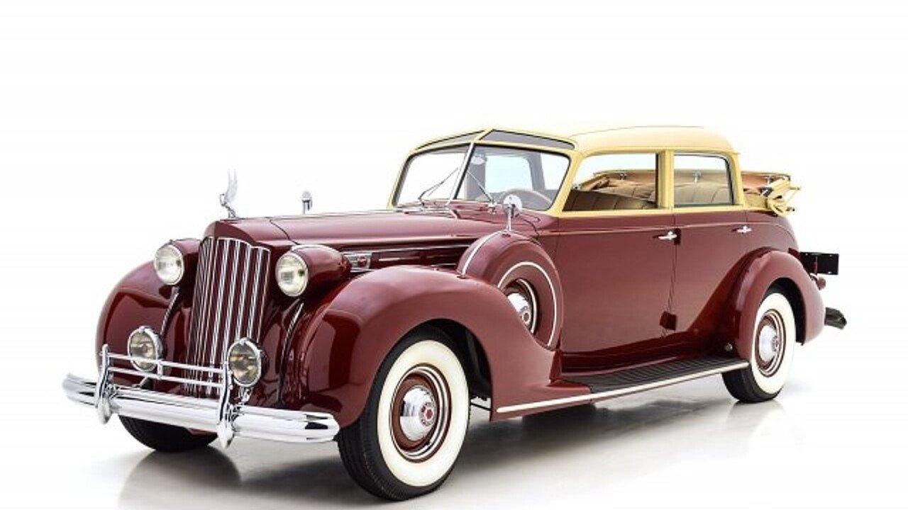 1939 Packard Twelve for sale 101004247