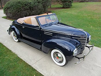 1939 Plymouth Deluxe for sale 100737832