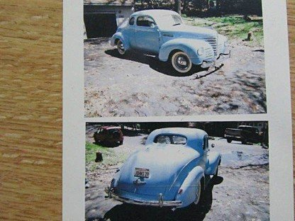1939 Plymouth Deluxe for sale 100881283