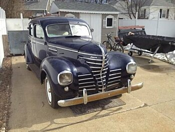 1939 Plymouth Other Plymouth Models for sale 100822924