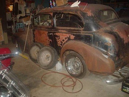 1939 Pontiac Deluxe for sale 100823032