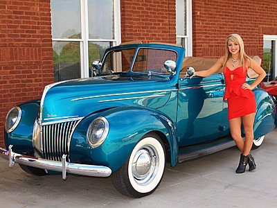 1939 ford Deluxe for sale 100733938