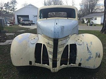 1939 pontiac Other Pontiac Models for sale 100849668