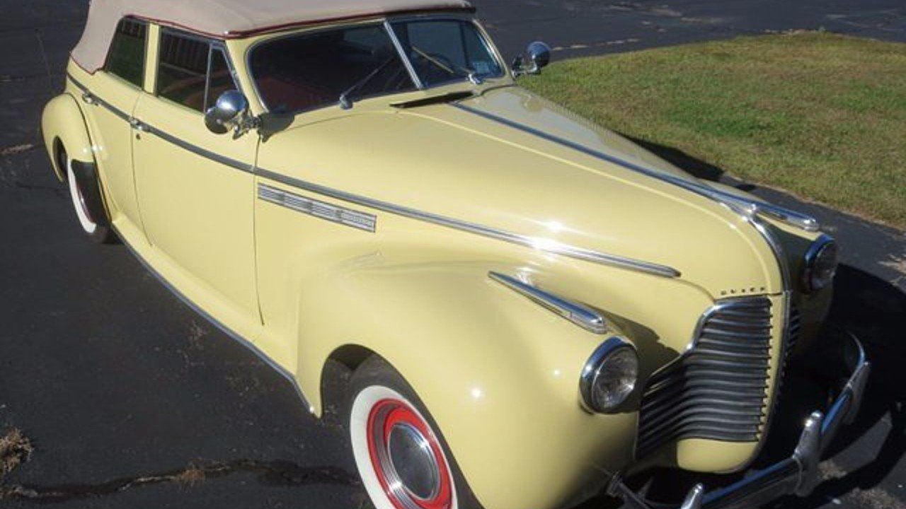 1940 Buick Roadmaster for sale 100820314