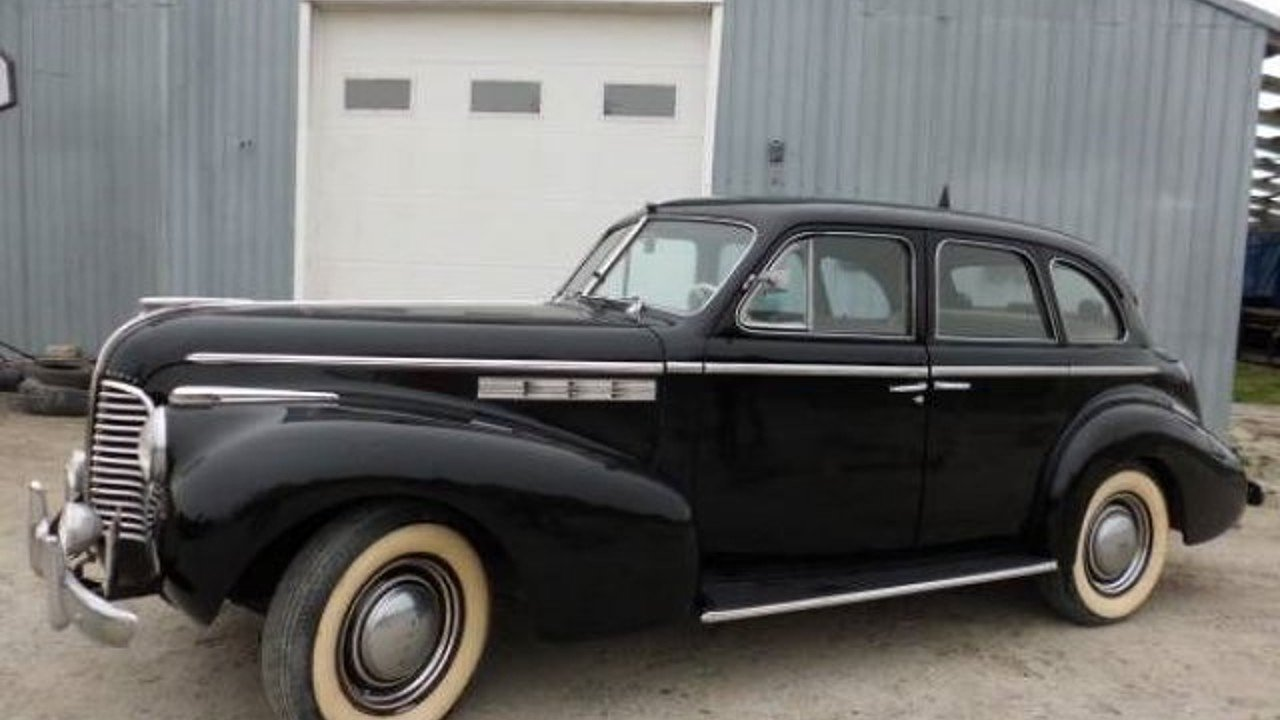 1940 Buick Roadmaster for sale 100822864