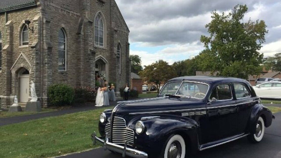 1940 Buick Roadmaster for sale 101039126