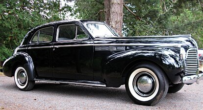 1940 Buick Roadmaster for sale 100877346