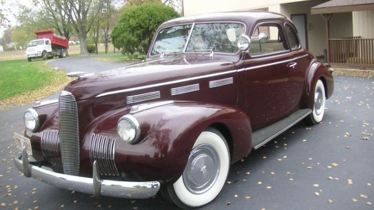 1940 Cadillac Other Cadillac Models for sale 100879559