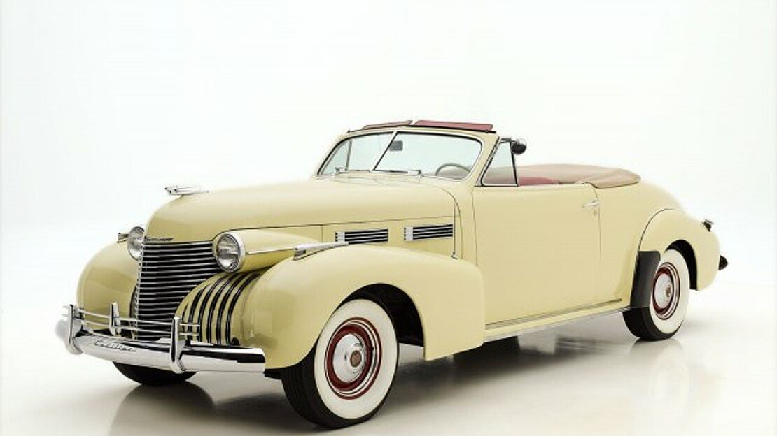 1940 Cadillac Series 62 for sale 101004197