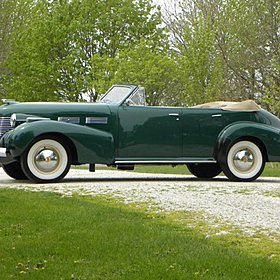 1940 Cadillac Series 62 for sale 100869892