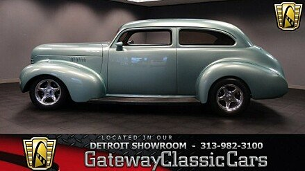 1940 Chevrolet Master Deluxe for sale 100762751