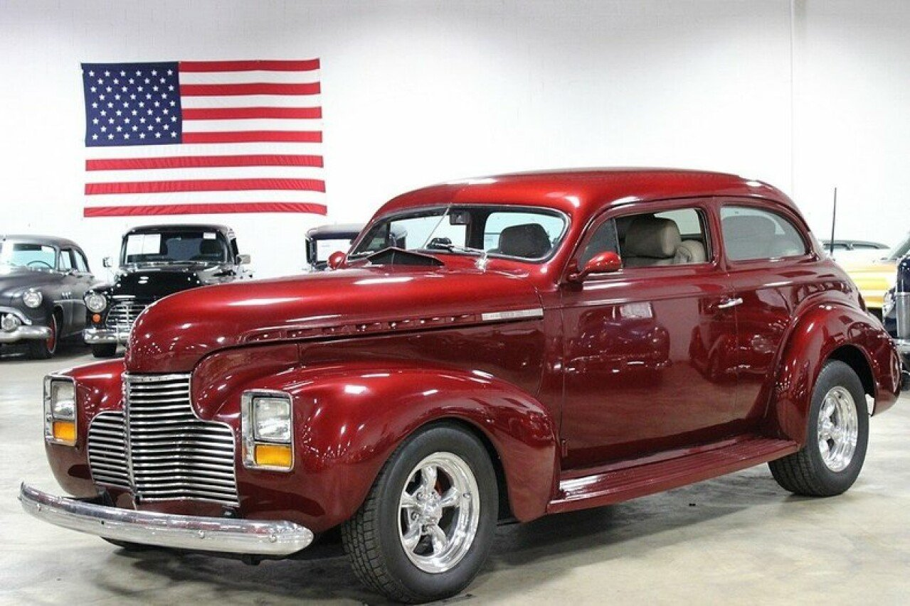 Classic Cars For Sale Auto Trader Com: 1940 Chevrolet Master Deluxe For Sale Near Grand Rapids