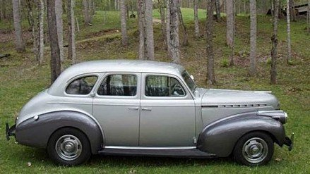 1940 Chevrolet Master Deluxe for sale 100801219