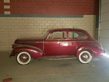 1940 Chevrolet Master Deluxe for sale 100851413