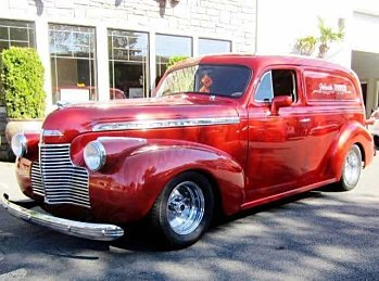 1940 Chevrolet Master Deluxe for sale 100831586