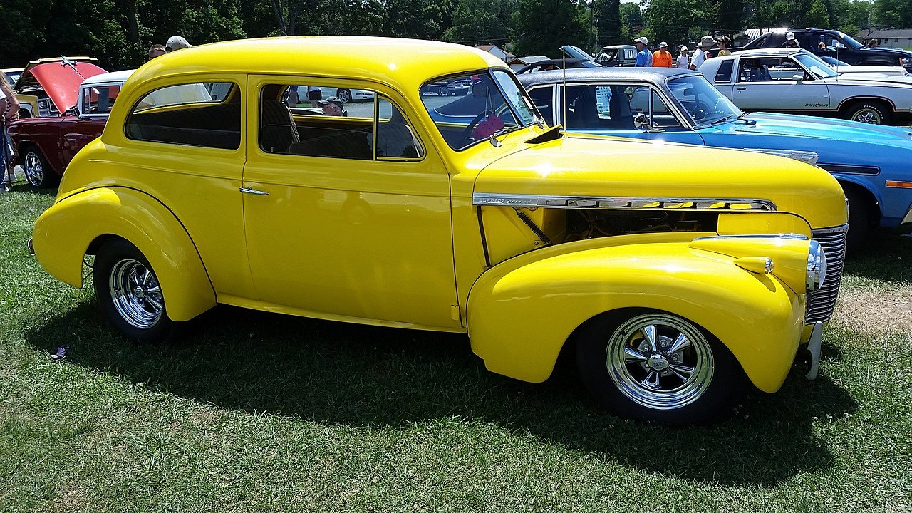 1940 Chevrolet Master Deluxe for sale 100894157