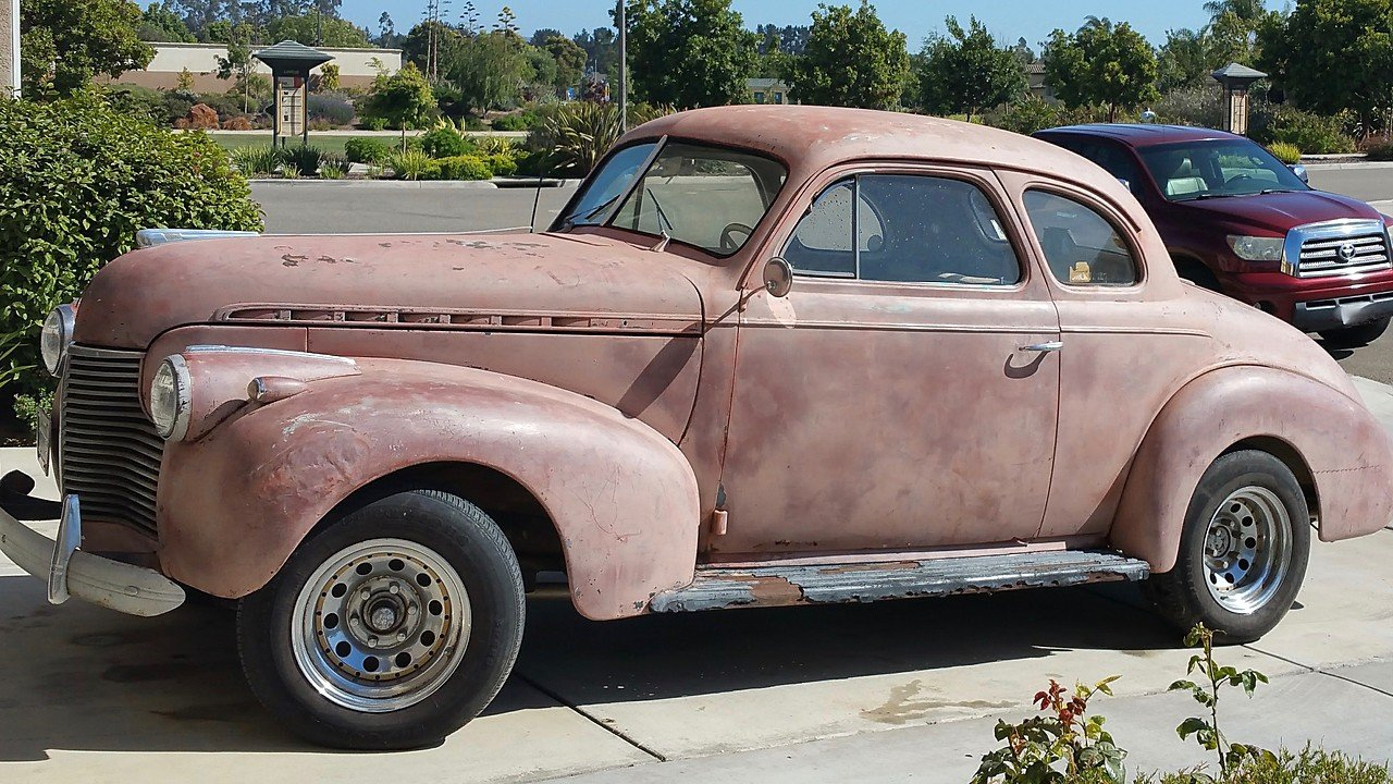 1940 Chevrolet Master Deluxe for sale 100945265