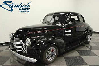 1940 Chevrolet Master Deluxe for sale 100978317