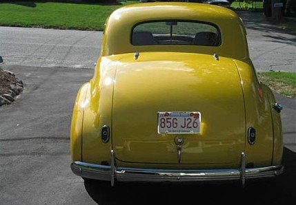 1940 Chevrolet Master Deluxe for sale 100794918