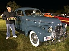 1940 Chevrolet Master Deluxe for sale 100916390