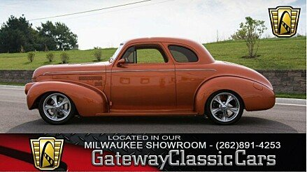 1940 Chevrolet Master Deluxe for sale 100918737