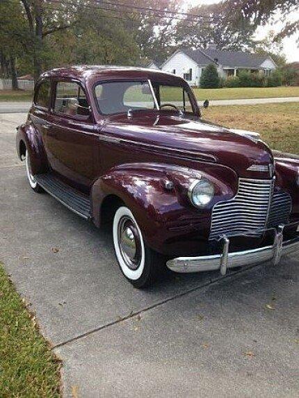 1940 Chevrolet Master for sale 100832616