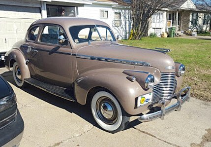 1940 Chevrolet Special Deluxe for sale 100792578