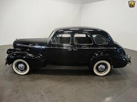 1940 Chevrolet Special Deluxe for sale 100797308
