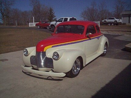 1940 Chevrolet Special Deluxe for sale 100810361