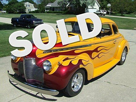 1940 Chevrolet Special Deluxe for sale 100817235