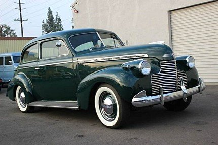 1940 Chevrolet Special Deluxe for sale 100822142