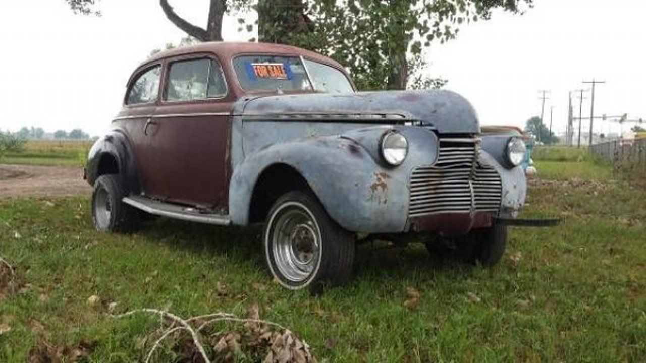 1940 Chevrolet Special Deluxe for sale 100822648