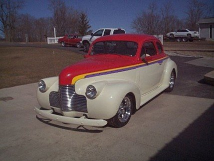1940 Chevrolet Special Deluxe for sale 100822902