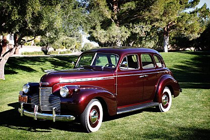 1940 Chevrolet Special Deluxe for sale 100876483